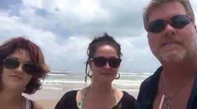 Tequila Talking Tour update from South Padre Island with Brittany Kingery and Th…