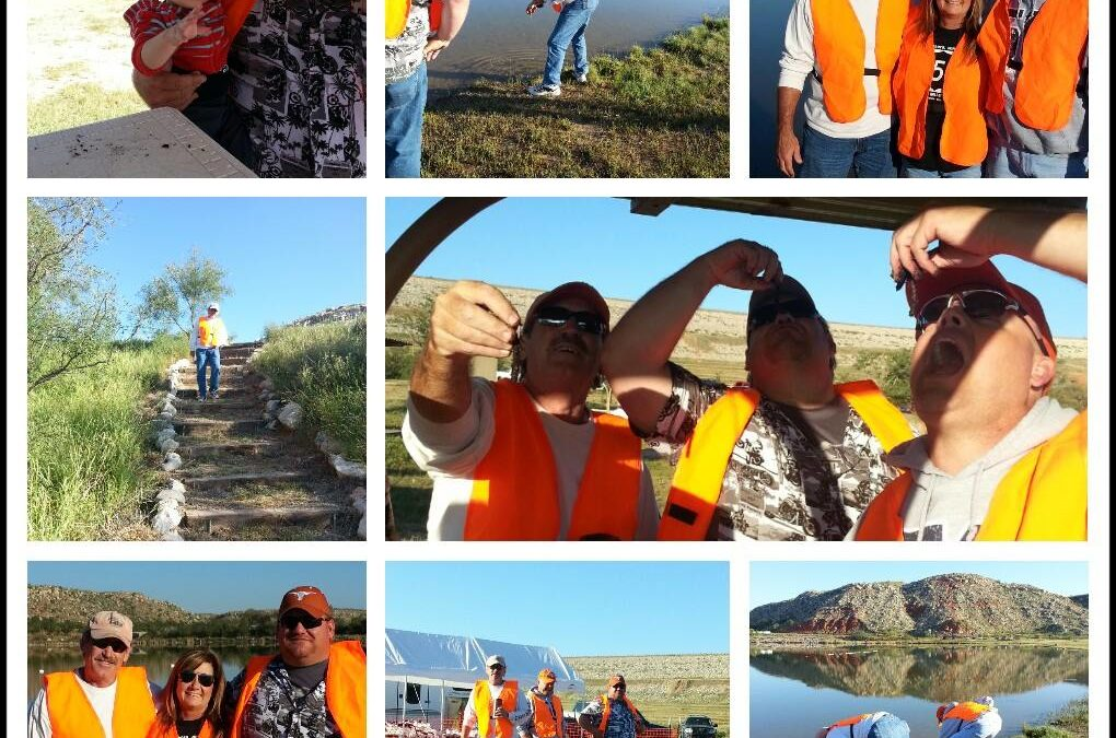 Beautiful Day!! We really enjoyed helping with the Small Fry Fish Tournement yes…