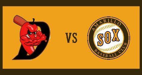 Amarillo Sox baseball game!!