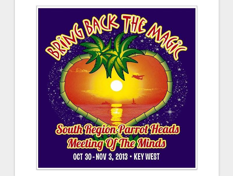 Members, it's that time of year for MOTM (Meeting of the Minds) in Key West…